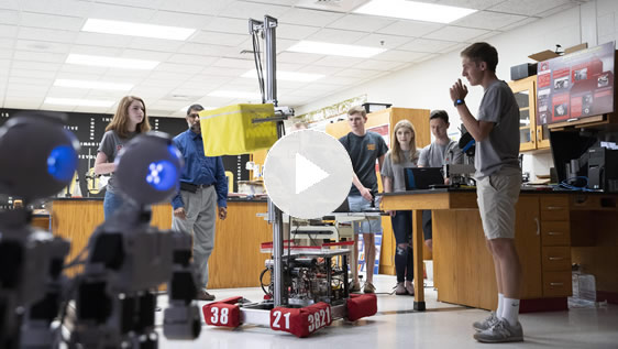 Kentucky Power: Belfry High Robotics