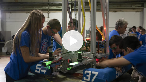 SWEPCO: Booneville Robotics Program